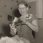 Miriam Barber Judd, 1955