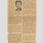 Minneapolis paper, circa August 1941