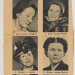 Minneapolis Sunday Tribune Picture, October 21, 1951