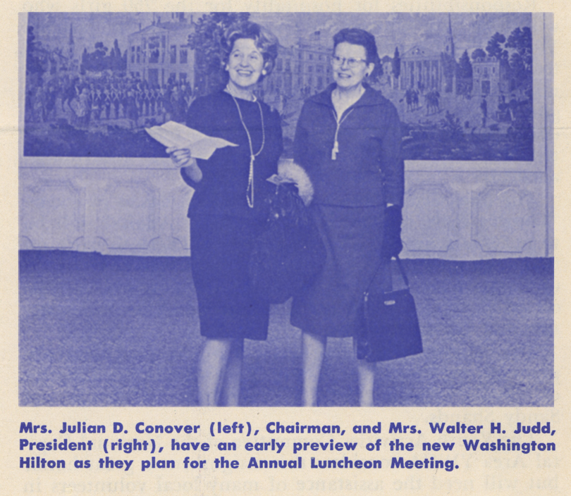 Spring 1965, YWCA Times newsletter